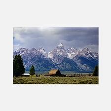 Grand Tetons National Park Rectangle Magnet (10 pa
