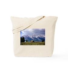Grand Tetons National Park Tote Bag