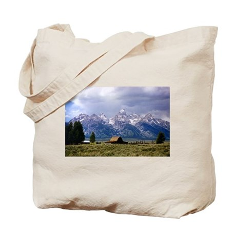 Grand Tetons National Park Tote Bag