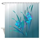 Fish designs Shower Curtains