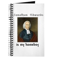 """Jonathan Edwards is My Homeboy"" Journal"