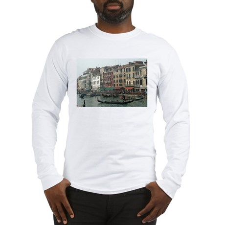 Grand Canal Venice Long Sleeve T-Shirt