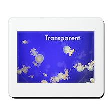 Transparent Mousepad