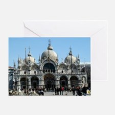 Cute Venezia Greeting Card
