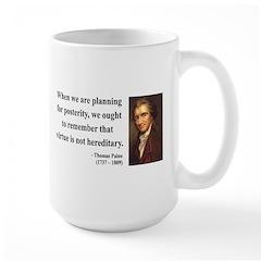 Thomas Paine 12 Mug
