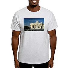 St Peters Basilica T-Shirt
