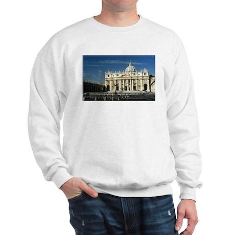 St Peters Basilica Sweatshirt