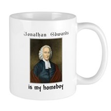 """Jonathan Edwards is My Homeboy"" Mug"