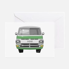 1962 Dodge Van Greeting Card