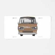 1965 Ford Van Aluminum License Plate