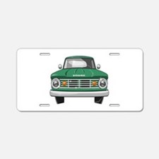 1967 Dodge Fargo Aluminum License Plate
