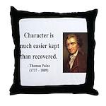 Thomas Paine 15 Throw Pillow