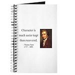 Thomas Paine 15 Journal