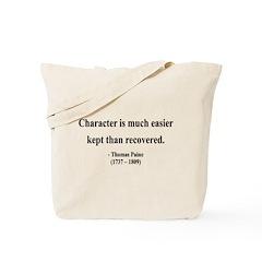 Thomas Paine 15 Tote Bag