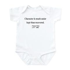 Thomas Paine 15 Infant Bodysuit