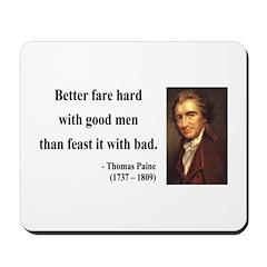 Thomas Paine 16 Mousepad