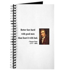 Thomas Paine 16 Journal