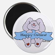 Happy Ostara Bunny Magnet