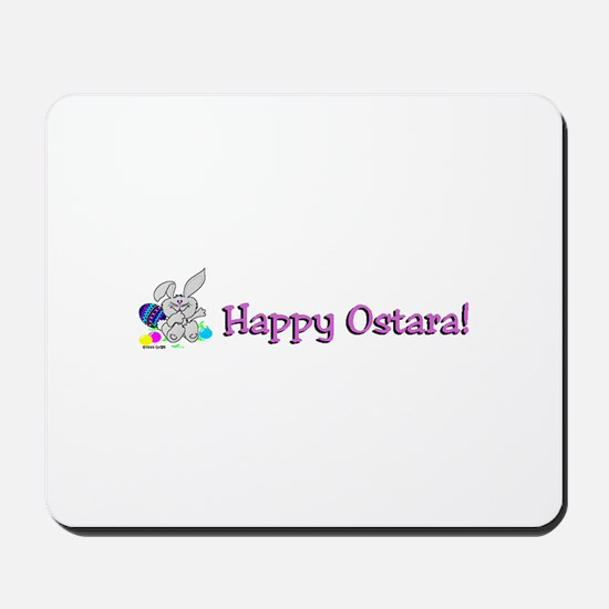 Hoppy Ostara! Mousepad