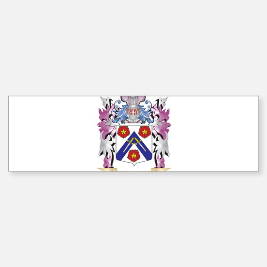 Findlay Coat of Arms (Family Crest) Bumper Bumper Bumper Sticker