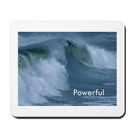 Powerful Mousepad