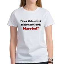 Make Me Look Married Tee