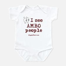 Ambo People Infant Bodysuit