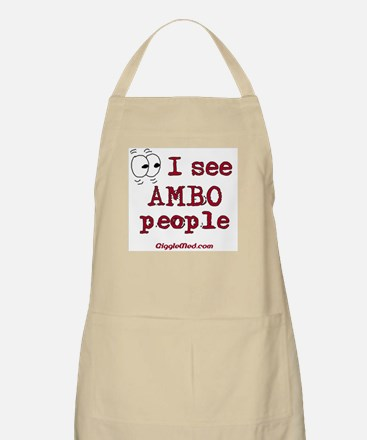 Ambo People BBQ Apron
