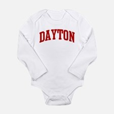 DAYTON (red) Body Suit