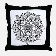 Cute Geometric design Throw Pillow
