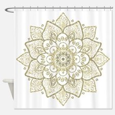 Unique Mandalas Shower Curtain