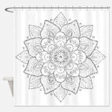 Cool Mandalas Shower Curtain