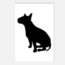 Bull Terrier Dog Breed Postcards (Package of 8)
