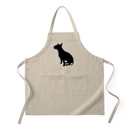 Bull Terrier Dog Breed BBQ Apron