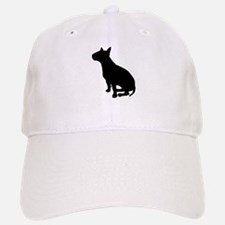 Bull Terrier Dog Breed Baseball Baseball Cap