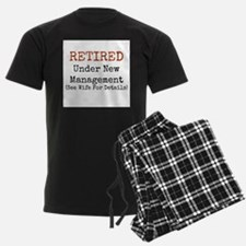 Retired See Wife for Details Pajamas