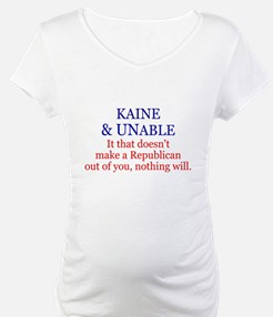 KAINE & UNABLE ( PRESIDENTIAL E Shirt
