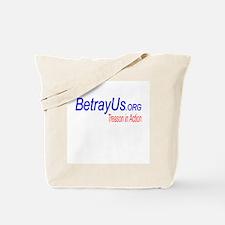 BetrayUS v2 Tote Bag