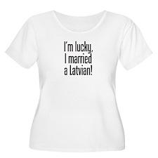 Married a Latvian T-Shirt