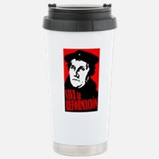 Cute Lutheran Stainless Steel Travel Mug