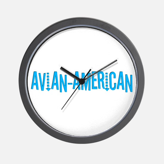 Avian American Wall Clock