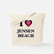 Cool Jensen beach Tote Bag