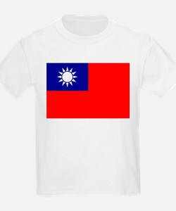 The Flag of the Republic of China (??????; T-Shirt