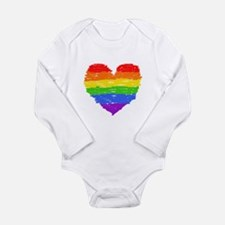Proud Love Infant Creeper Body Suit