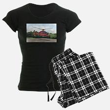 AIR AMBULANCE RESCUE pajamas