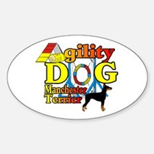 Manchester Terrer Agility Decal