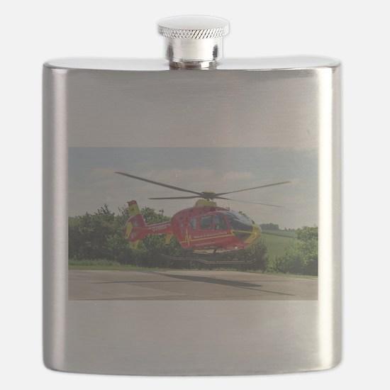 AIR AMBULANCE RESCUE Flask