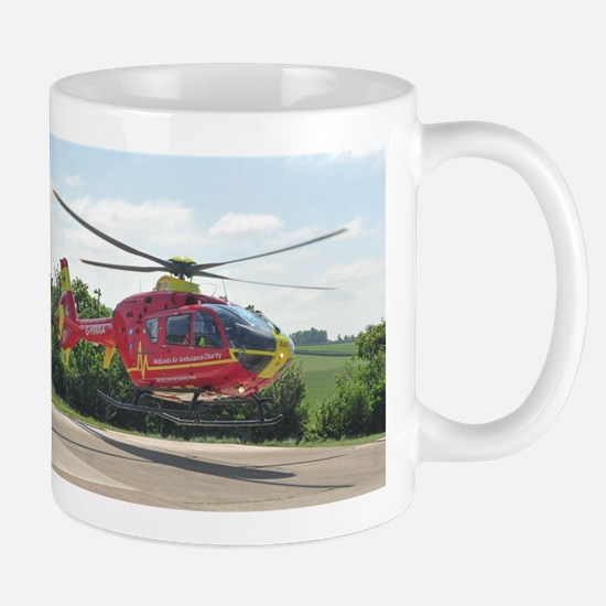 AIR AMBULANCE RESCUE Mugs