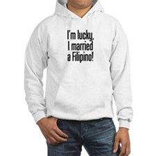 Married a Filipino Hoodie