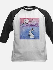 Moon Bunny Baseball Jersey